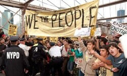 ABD mahkemesinden Wall Street işgalcilerine şok
