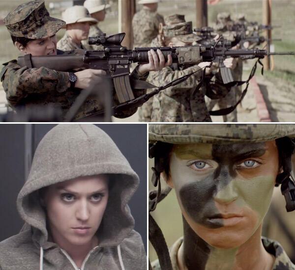 ABD ordusunda harem-selamlık eğitim çağı mı
