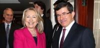 Clinton Türkiye ile acil Suriye kriz durum planını görüştü