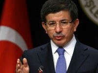 Dışişleri Bakanı Davutoğlu New York'ta