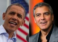 George Clooney, Obama'ya desteğini Avrupa'ya taşıdı