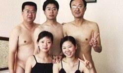 Çin'de orji skandalı