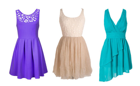 What Dress to Wear With Broad Shoulders