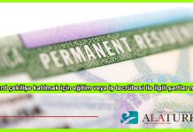 Green Card Egitim Is Tecrubesi