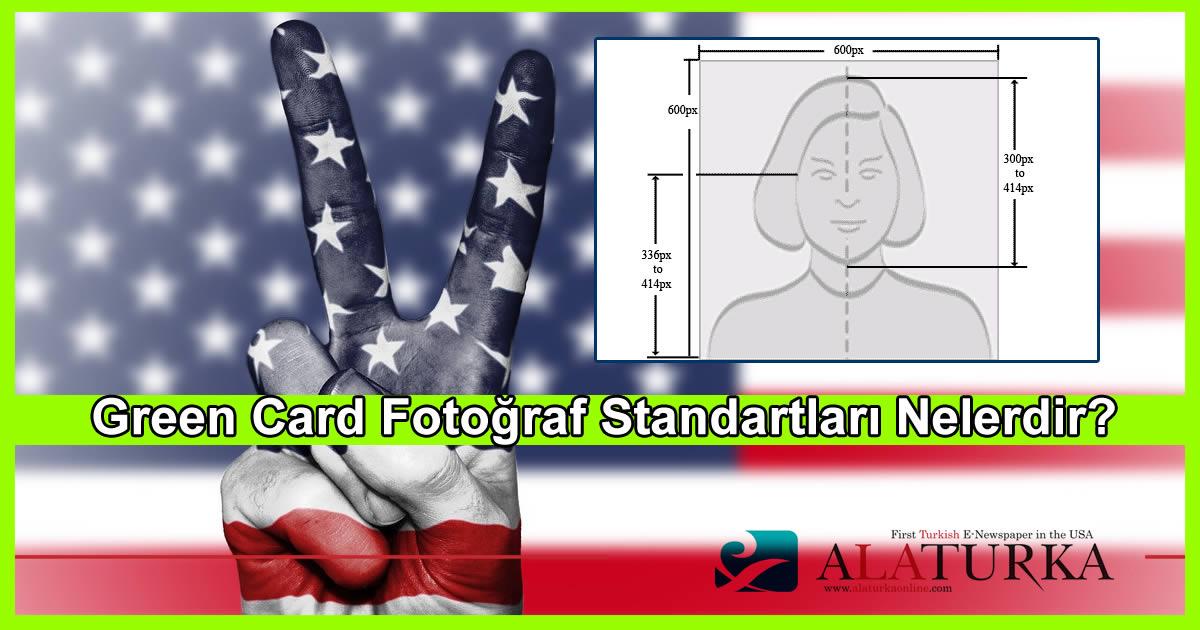 Green Card Fotoğraf Standartları Nelerdir?