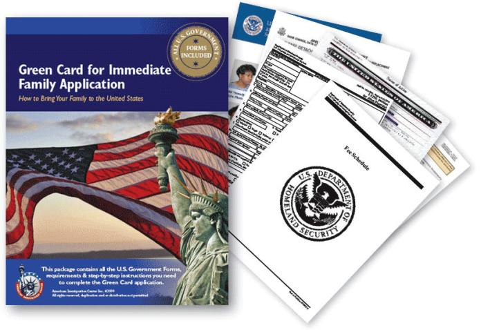 Green_Card_for_Immediate_Family_Application