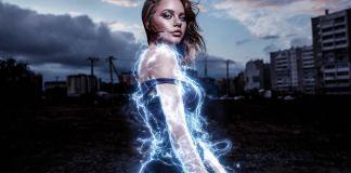 Süper Kadınlar ! Superwoman !