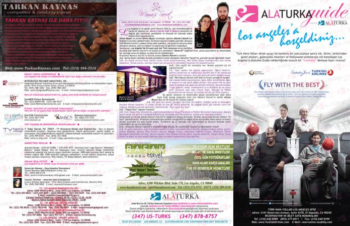 Alaturka Guide 2013