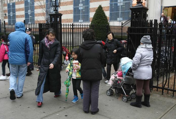 New York'ta okul servisleri kontak kapattı