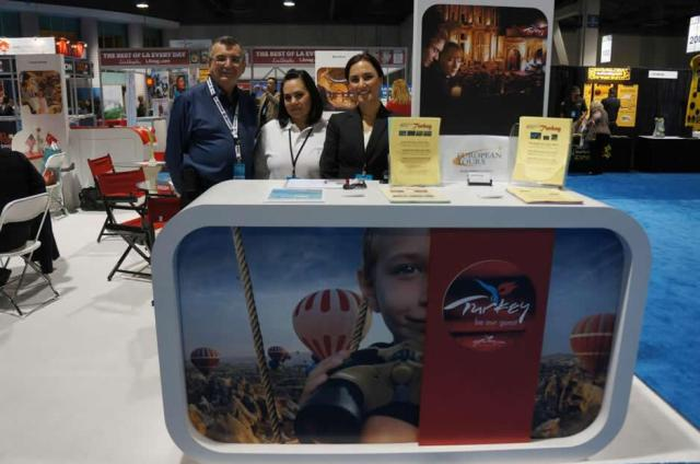 Travel and Adventure Show 2013 Long Beach Turkey (7)