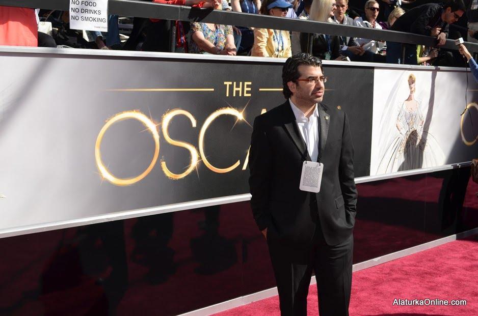 Evren Ugurbas Oscars