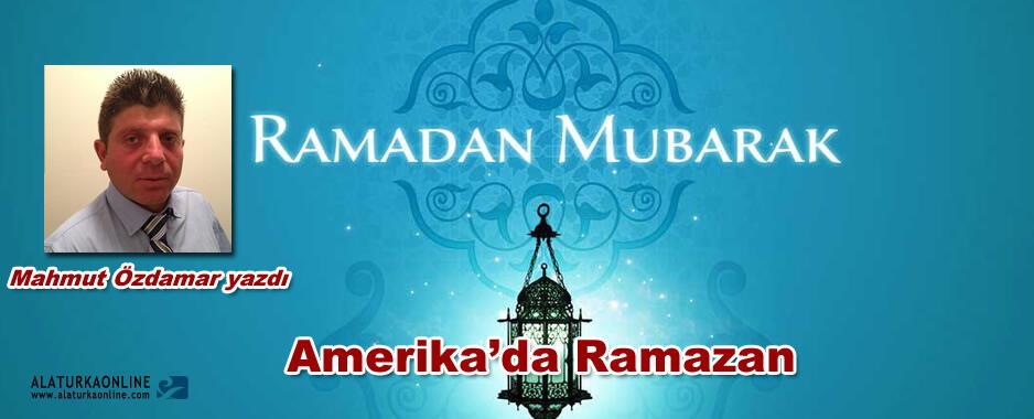Amerika'da Ramazan