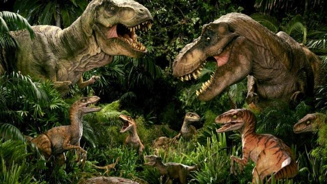 Jurassic Park 3D geri dönüyor