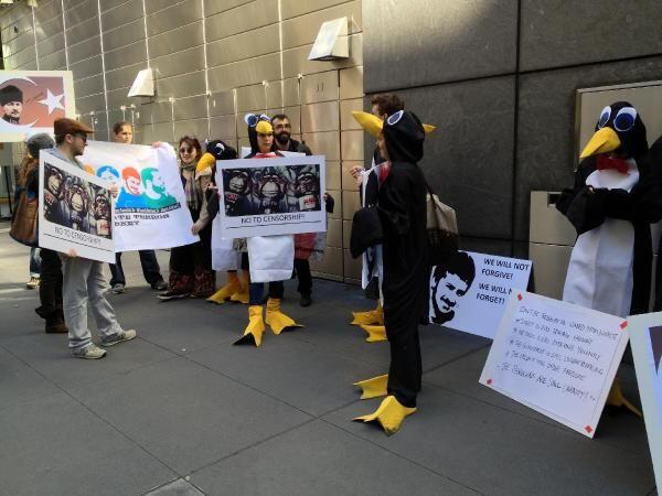 new york gul gezi protestosu