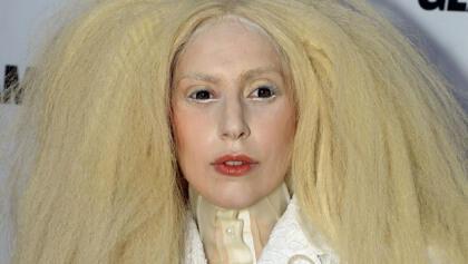 Lady Gaga yılın en etkileyici kadınları arasında