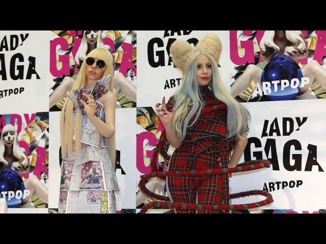 Hangisi gerçek Lady Gaga?