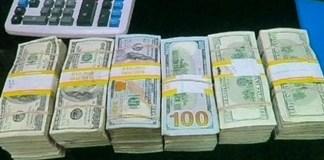 Taksi Soforu 300 bin dolar iade etti