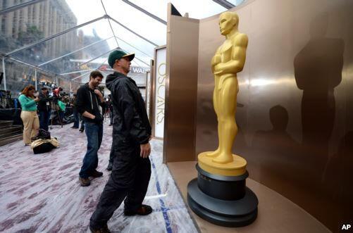 Oscar Heyecanı Başladı