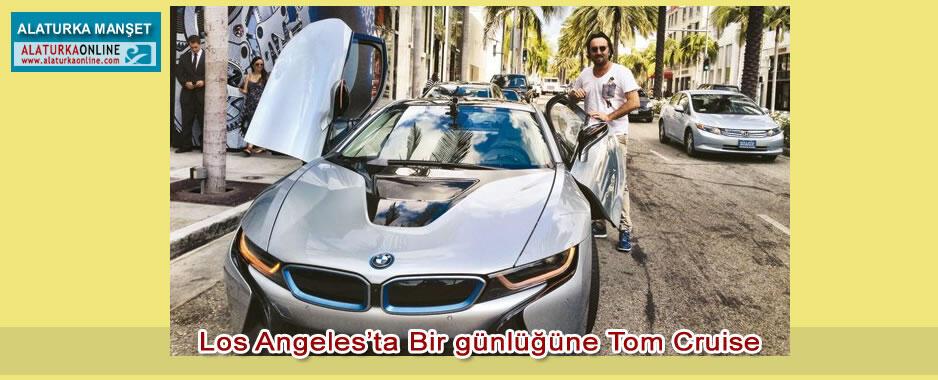 Los Angeles'ta Bir günlüğüne Tom Cruise