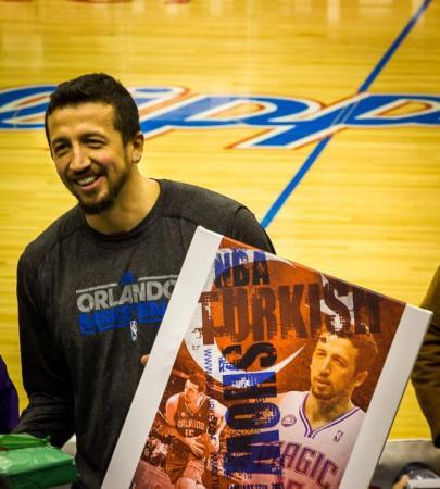 NBA Hidayet Turkoglu Clippers