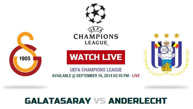 Galatasaray   Anderlecht maçı canlı izle – Linkler #Galatasaray #Anderlecht