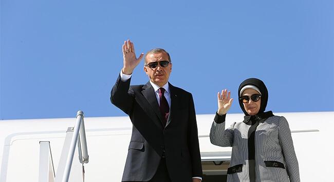 Cumhurbaşkanı Erdoğan'ın 5 günlük New York Programı