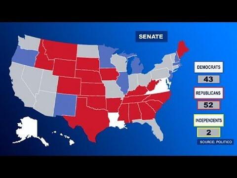 Kongre Cumhuriyetçilere geçti