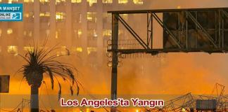 Los Angeles Yangin Merkez