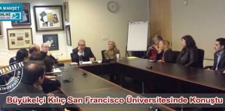 Serdar Kilic San Francisco Universitesi