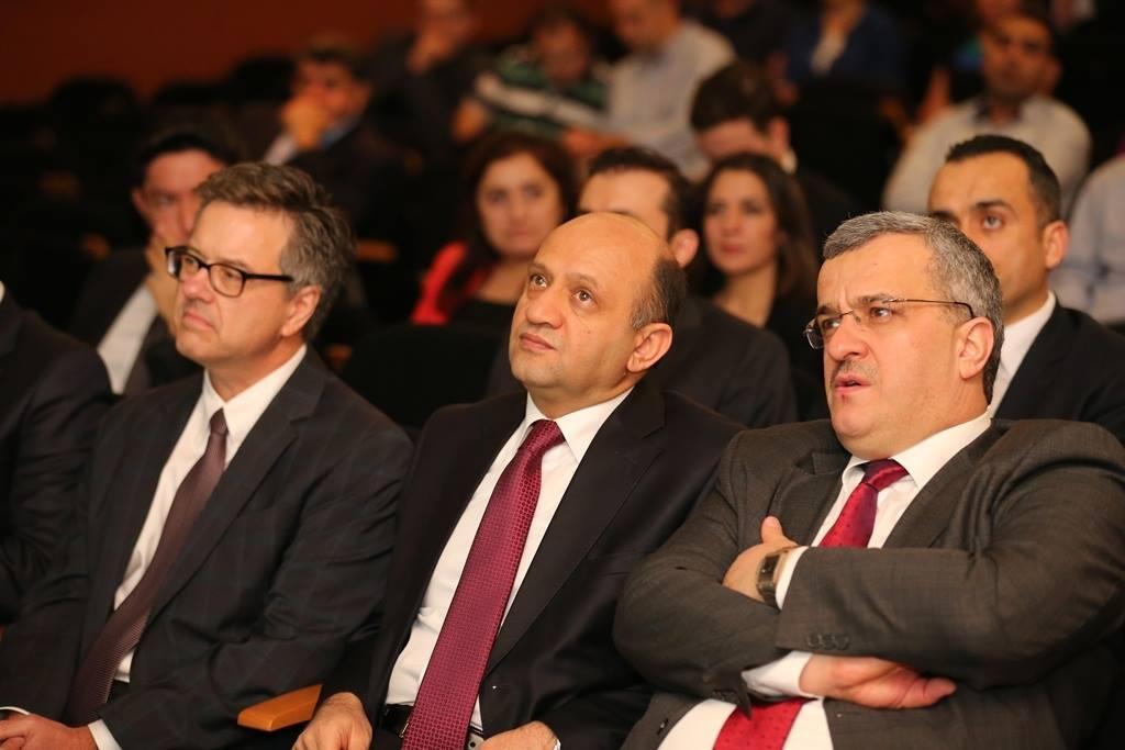 """""""Hedef Türkiye 2015"""" Konferanslar Serisi'nin ilki Los Angeles'ta Düzenlendi"""