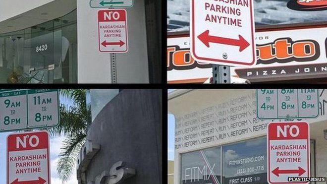 Los Angeles'ta Kardashianlara park yasağı