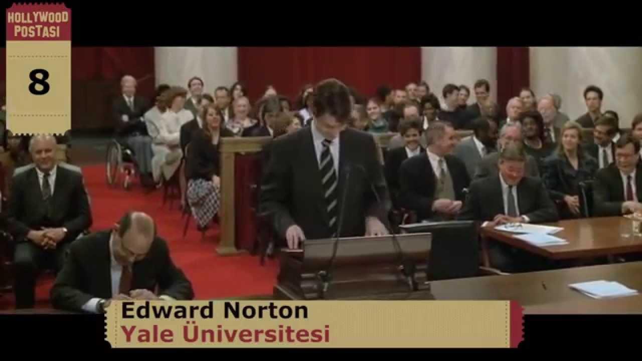 Hollywood Starların Mezun Olduğu Okullar