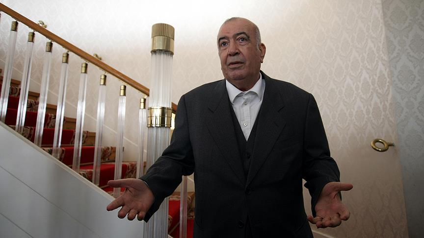İş adamı Halis Toprak vefat etti