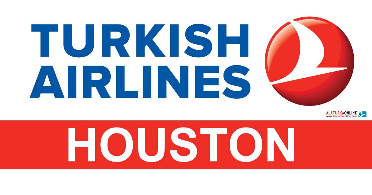 Türk Hava Yolları Houston Ofisi İletişim Bilgileri