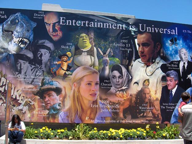 Los Angeles Universal Studios