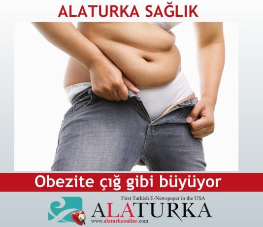 Obezite Cig Gibi Buyuyor