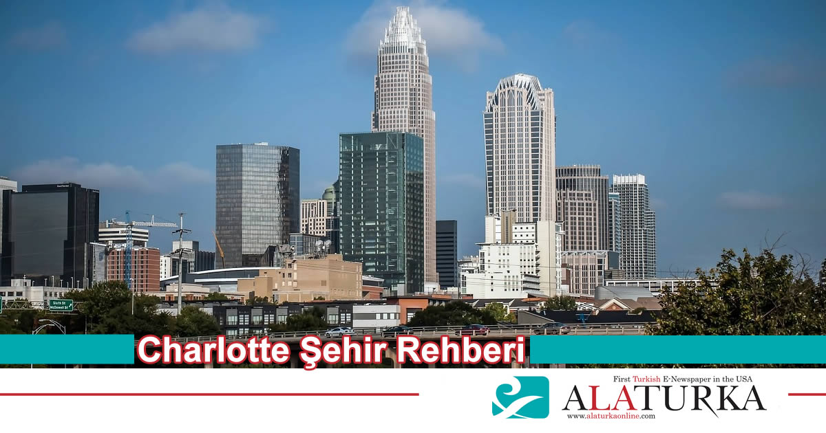 Charlotte Şehir Rehberi
