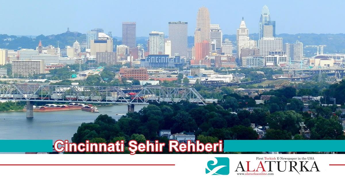 Cincinnati Şehir Rehberi