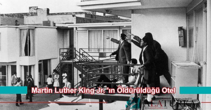 Martin Luther King Olduruldugu Otel