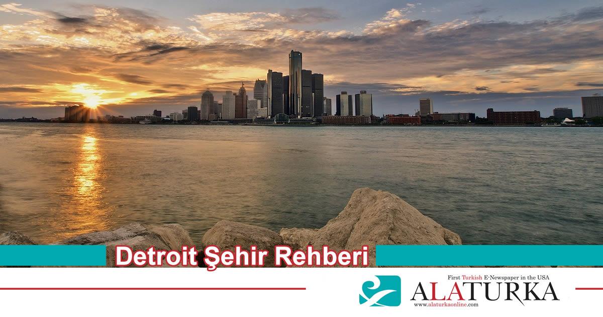 Detroit Şehir Rehberi