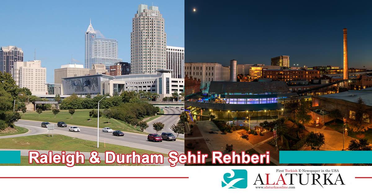 Raleigh Durham Şehir Rehberi