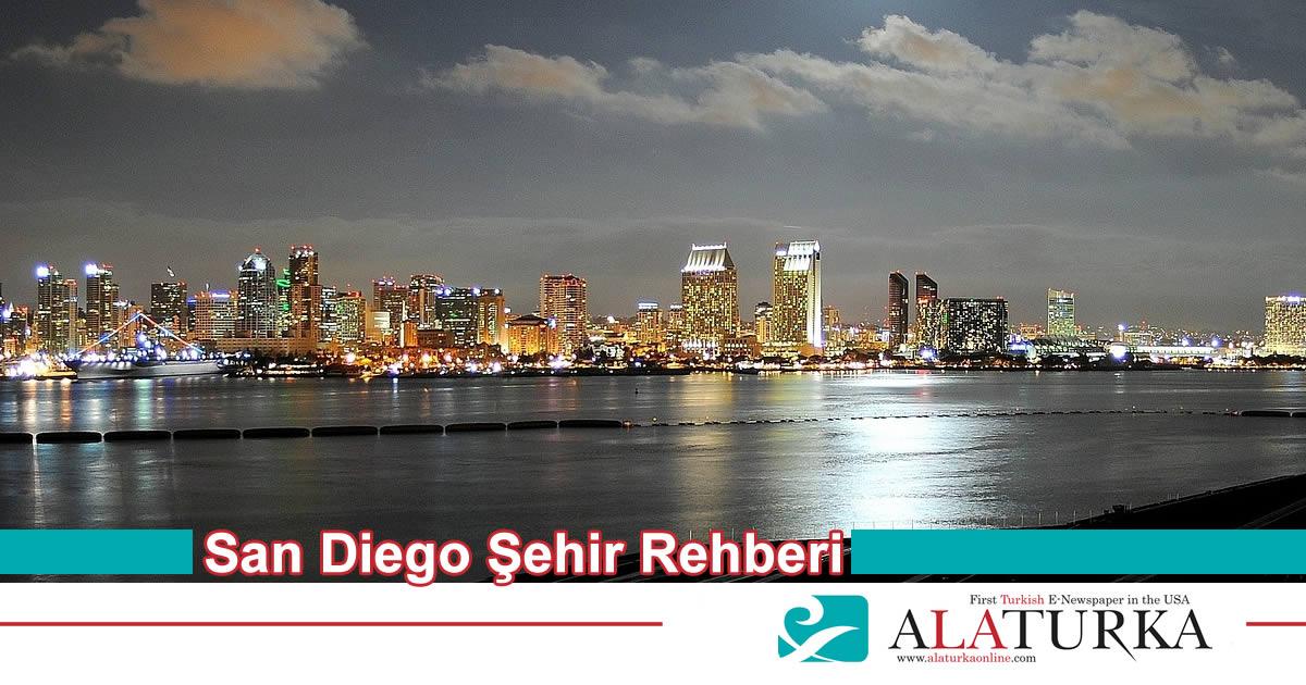San Diego Şehir Rehberi