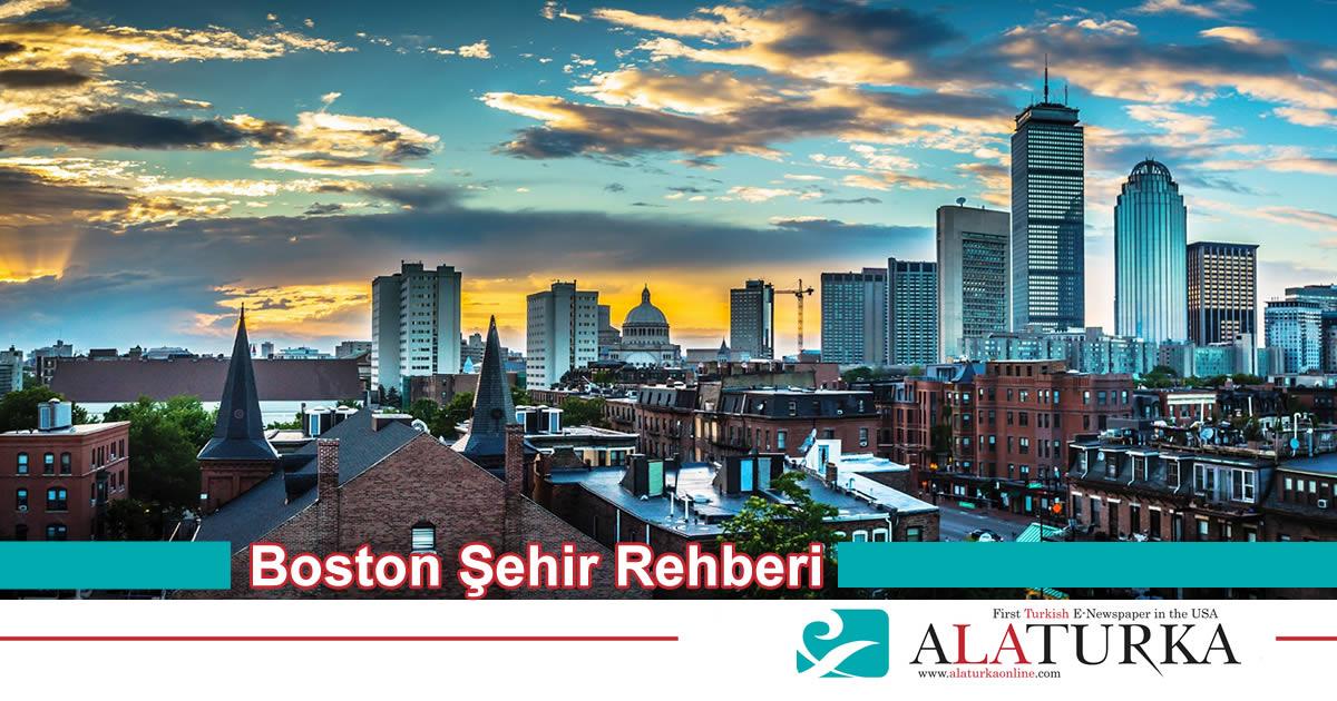 Boston Şehir Rehberi