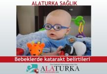 Bebeklerde Katarak Belirtileri