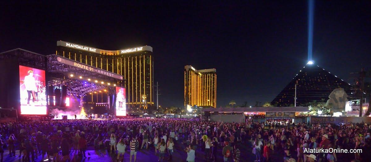 Las Vegas'ta silahlı saldırı