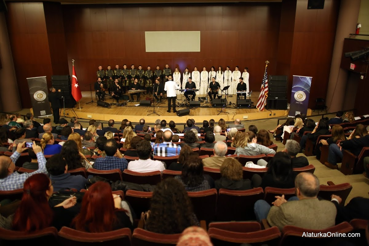 Antakya Medeniyetler Korosu New York ve Boston'da konser verdi