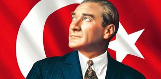 Los Angeles Mustafa Kemal Ataturk Anma