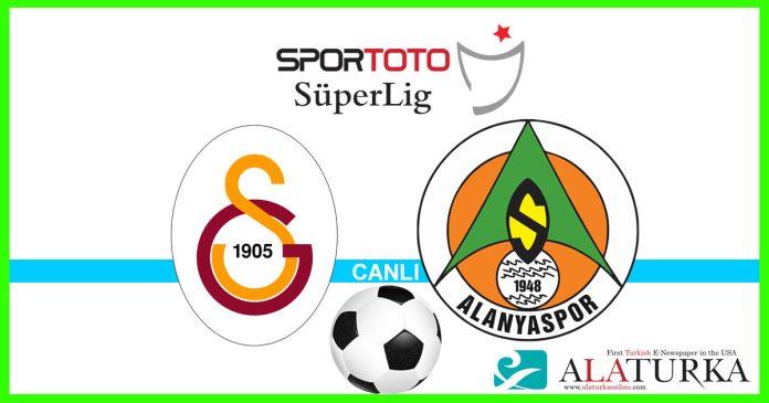 Galatasaray - Alanyaspor macini canli izle