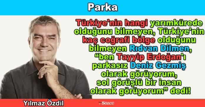 Parka - Yilmaz Ozdil