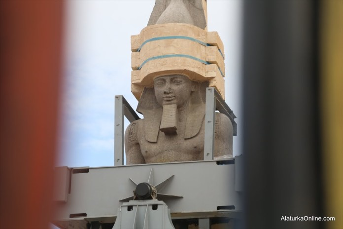 Relocation of Statue of Ramesses II in Egypt (4)